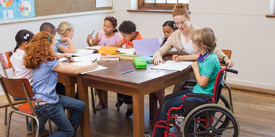 Individuals With Disabilities Education Act Idea Bucks