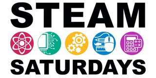 STEAM Saturdays logo